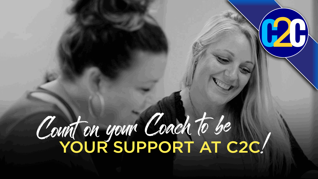 C2C Coaches: Helping You Finish What You Started