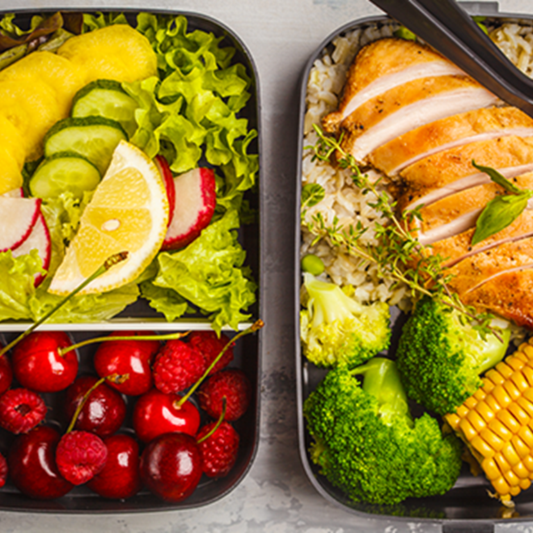 Meal prep takes one chore off your plate