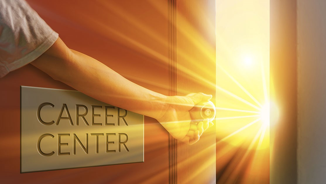 Career Centers: A Doorway to a Dream Position